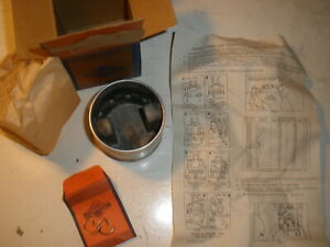 Vintage Nos Briggs Stratton Gas Engine Piston Assembly 294203
