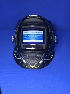 Miller Digital Infinity Series Black Ops Welding Helmet
