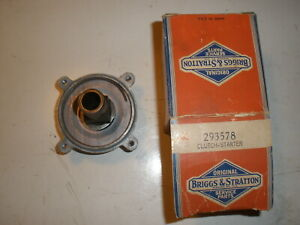 Vintage Nos Briggs Stratton Gas Engine Starter Clutch 293578 Early Type