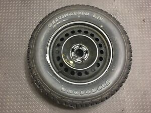 Firestone Destination 245 70r17 All Terrain Spare Tire 2014 2020 Jeep Cherokee