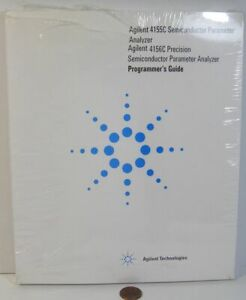 Agilent 4155c 4156c Semiconductor Parameter Analyzer Programmers Guide