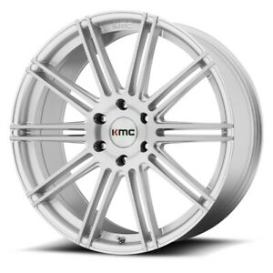 22 Inch F150 Navigator 6 Lug 6x135 Silver Wheels 22x9 5 30mm 4 Rims