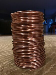 100 Ft 6awg Bare Copper Ground Wire