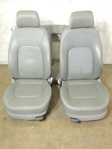 2004 Vw Beetle Convertible Pleather Seats Front Rear Bench Set Factory Oem 823