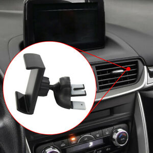 Abs Tpe 360 Car Cd Slot Mount Cradle Holder Stand For Mobile Smart Cell Phone