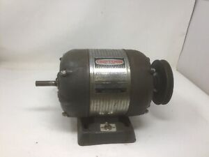 Atlas Craftsman 12 Metal Lathe Motor 1 2 Hp 1750rpm 8 2amps 115v Model 1156962