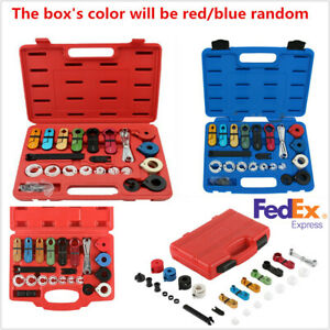 22pcs Auto Car A c Air Conditioning Fuel Line Transmission Disconnect Tool Set