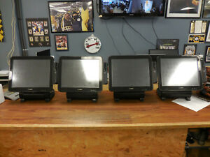 Posbank Anyshop E2 Pos System Lot Of 4