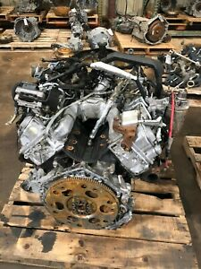 2006 2007 Gmc Sierra 2500 Engine Assembly 6 6l Turbo Diesel Vin D 8th Digit Oem