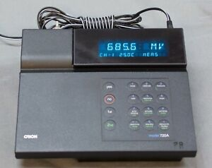 Orion 720a Ph Meter r16