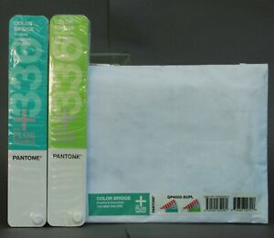Pantone Plus Series Color Bridge 336 New Colors Coated And Uncoated Gp4002 supl