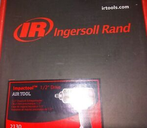 1 2 Drive Heavy Duty Impact Wrench Ingersoll Rand Irt2130