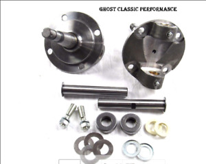 1928 48 Ford Steel Spindle W King Pin Kit Raw Brand New Nice