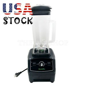 2l Heavy Duty Commercial Blender Mixer Juicer Food Fruit Processor 2 2kw 110v Us