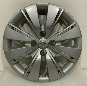 1 2012 2015 Oem 15 Toyota Yaris Hubcap Wheel Cover 61164 T1