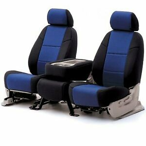 Coverking Seat Cover Front New Coupe For Ford Mustang 2005 2007 Cscf3fd7330