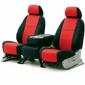 Coverking Seat Cover Front New For Pontiac Fiero 1984 1988 Cscf2pn7028