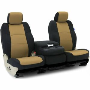 Coverking Seat Cover Front New For Chevy Express Van Cscf11ch7301