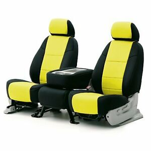 Coverking Seat Cover Front New For Chevy Express Van Chevrolet 1500 Cscf5ch7301