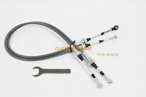 Precision Works Shifter Cable For Fits Porsche 996 997 With Bulk Head Wrench