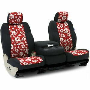 Coverking Seat Covers Set Front New For Fiat 500l 2014 Cscf6ft7031