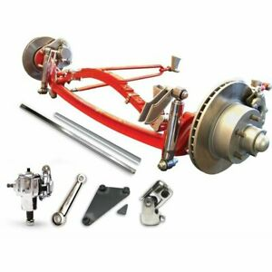 1928 1931 Ford Model A Super Deluxe Four Link Solid Axle Kit Hot Rod