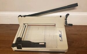 Hfs 17 Blade A3 Heavy Duty Guillotine Paper Cutter 17 Metal Base A3 a4 Trimmer