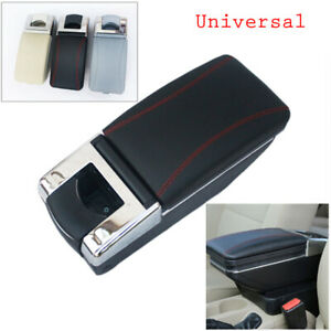 Universal Car Suv Central Container Armrest Box Car styling Central Storage Case