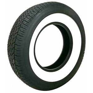 Coker Classic 3 1 8 Whitewall Radial Tire 235 75 15 Coker 629700