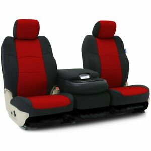 Coverking Seat Cover Front New For Chevy Express Van Csc2a7ch7301