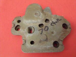 60s 70s Gm General Motors Chevrolet Buick Oldsmobile A Body Trunk Latch Catch