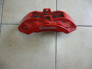 Challenger Charger Big Brake Brembo 6 Piston Calipers Front Only Left