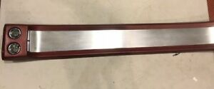 1967 Mustang Coupe Overhead Console Red Mint Original