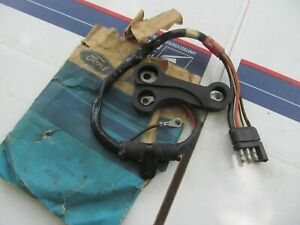 Nos Ford Alternator Harness 69 Mustang Cougar With Tach 302 351 428 1969