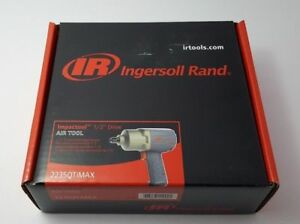 New Ingersoll Rand 12 Drive Impact Wrench Gun Ir2235qtimax Priority Shipping