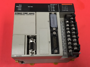 Omron Sysmac Model cqm1 Programmable Controller