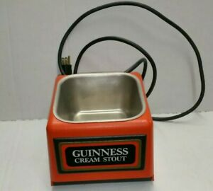 Branson Ultrasonic Cleaner B 12 Guinness Cream Stout Beer Display Bar Mancave