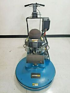 Eagle Stonekor Propane Floor Buffer 28 Inch Low Hours under 275 New Battery