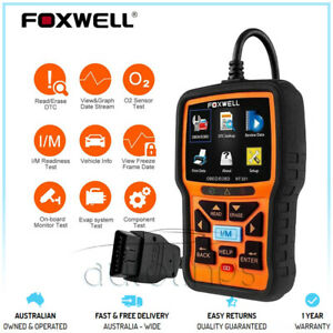 Foxwell Nt301 Car Engine Obd2 Code Reader Diagnostic Scanner Tool Fits Peugeot