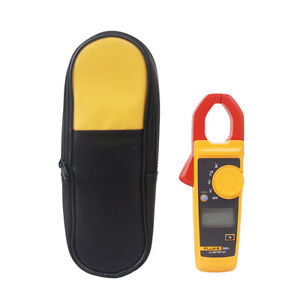 Fluke 302 Digital Clamp Meter Ac dc Multimeter Tester With Carrying Case