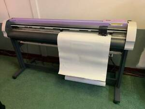 Mimaki Cg 160 Fx Vinyl Cutting Plotter 64 Works Perfectly