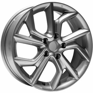 Autowheels Wheel 17 Inch Diameter New For Nissan Sentra 2013 2014 Aly62600u20n