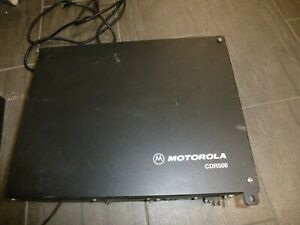 Motorola Cdr500 Uhf Repeater Built From 2 Cdm750 And Interface No Duplexer