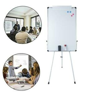36 x24 Magnetic Dry Erase Easel White Board Tripod Stand Display Kids Teaching