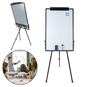 36x24 Dry Erase Easel Magnetic White Board W Tripod Stand Display Adjustable