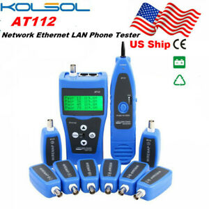Usship Noyafa Nf 388 Network Ethernet Lan Phone Tester Tracker Usb Coaxial Cable