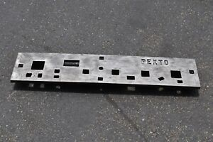 Pexto Anvil Bench Plate 981