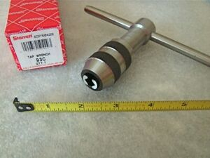 Starret Tap Wrench 93c