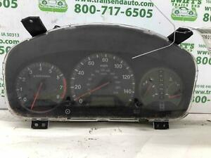 1998 1999 2000 2001 2002 Honda Accord Speedometer