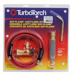 Wsf3 0386 0089 Turbotorch Sof flame Torch Kit